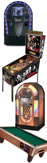 Adams and Adams coin-operated entertainment equipment, MA