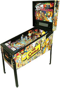 SIMPSONS/PINBALL PARTY™