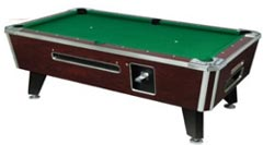 Valley Pool Tables, Dynamo Pool Tables, Great American Pool Tables